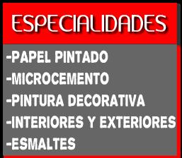 ofertas de pintores en madrid