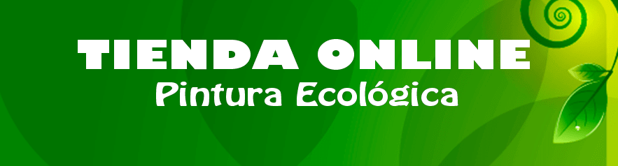 tienda de pintura ecologica